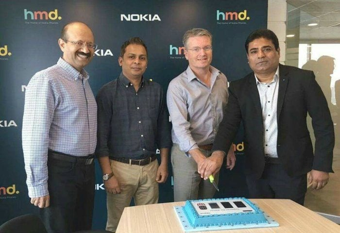 Nokia is officially back in the smartphone market. To celebrate the occasion, Mr Per Ekman the vice President of HMD Global Oy- The Home of Nokia Phones