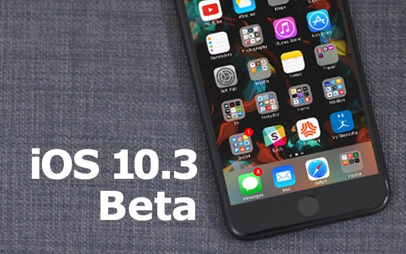 Apple is soon launching iOS 10.3 probably at the end of March 2017. It will surely come with new features and updates.