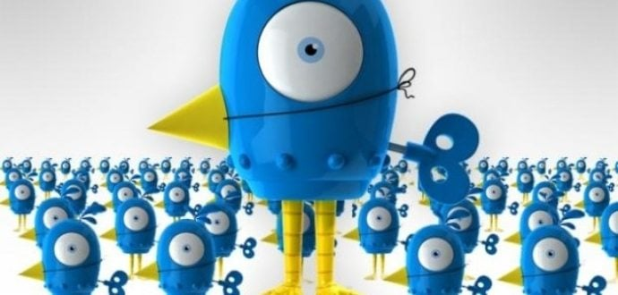 It is a risky place to share your private information. According to a recent study, around 48 million twitter accounts are bots.