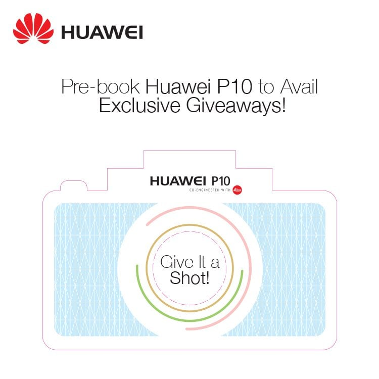 Huawei, which is one of the leading smartphone companies is starting the pre-booking of Huawei P10 from today. The phone comes in three
