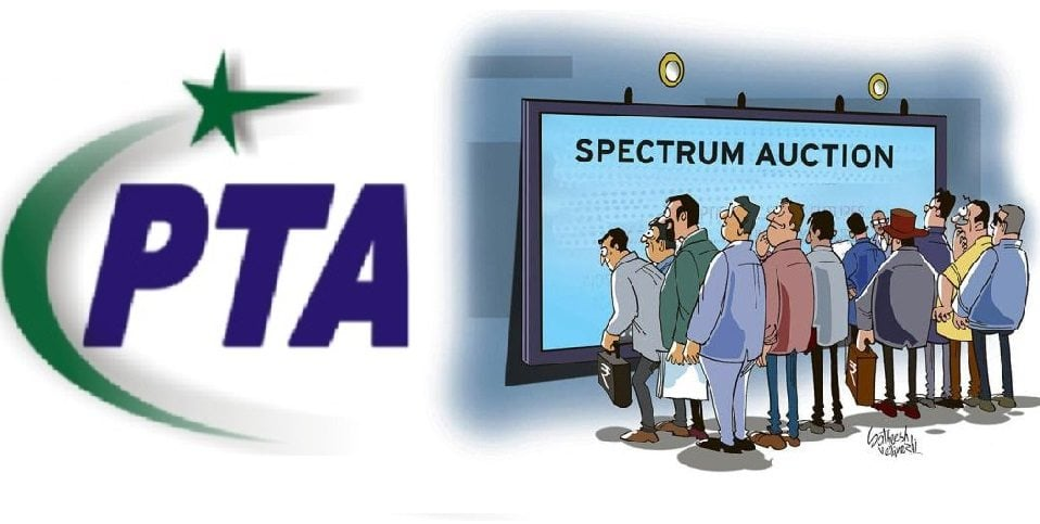 Pakistan Telecommunication Authority (PTA) is to hold the Spectrum Auction for Next Generation Mobile Services (NGMS) spectrum (3G/4G)