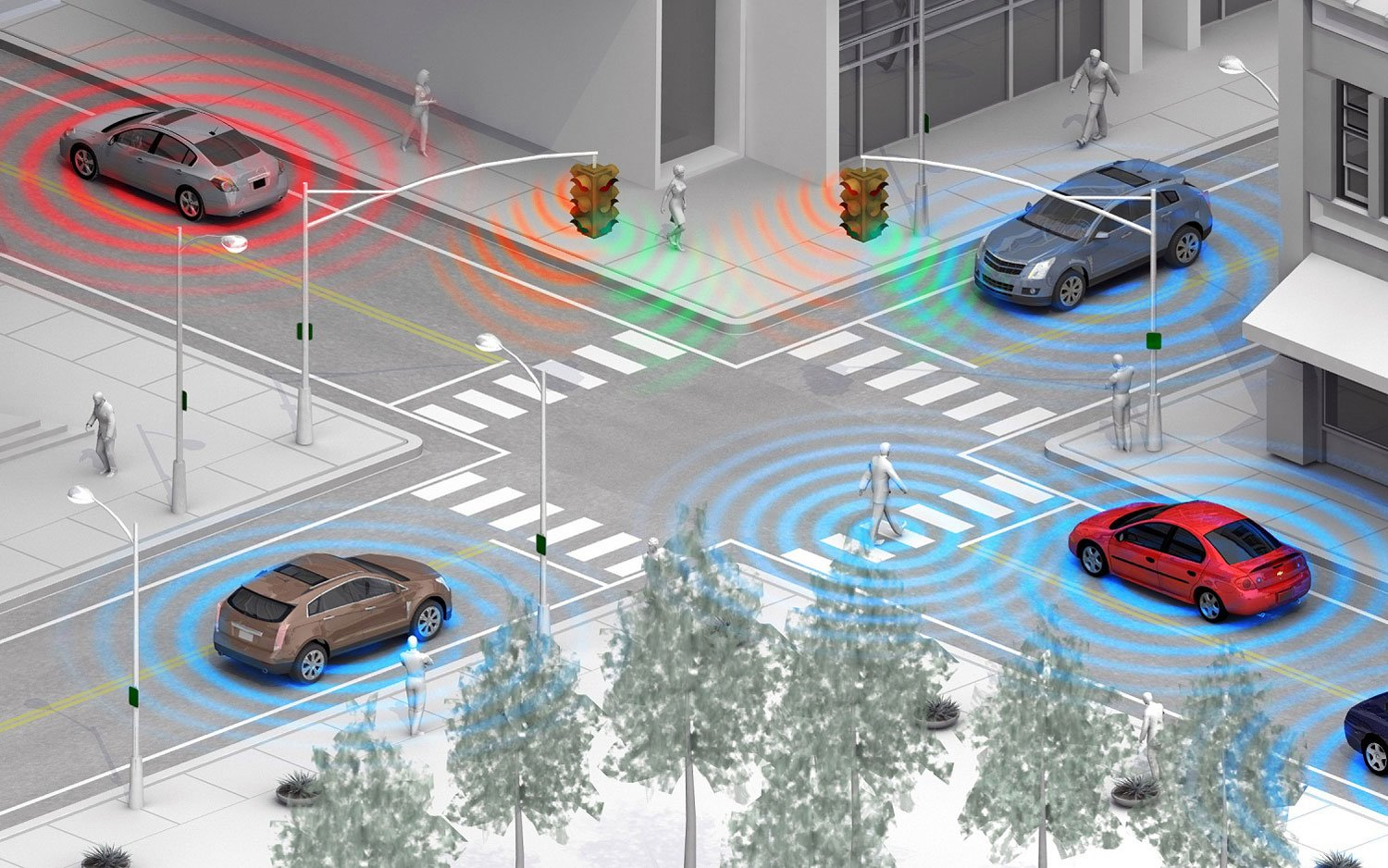 Do we really need this? Well, the answer might be never the less. The phrase V2V, meaning vehicle-to-vehicle communication, gets tossed