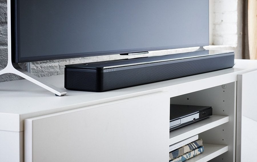 Bose's latest soundbar offering, the SoundTouch range, is much like the Build-A-Bear concept. You can choose your basic product first and then alternate