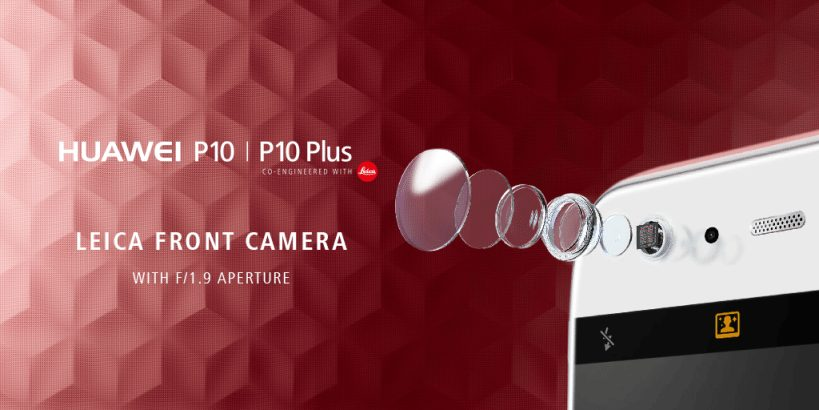 Leica to complement their Leica Dual rear camera. Huawei P10 creates timeless portraits and promises every shot to be a cover shot.