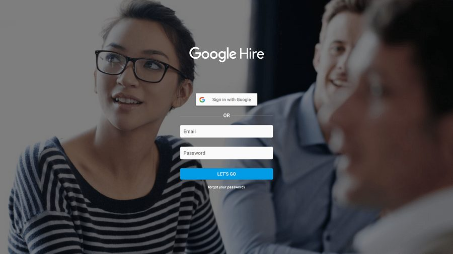 Google the giant of technology now offers Google hire service for the potential employers and employees to search their perfect match.
