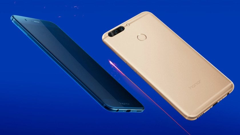 The Honor 8 Pro will come with a 4000mAh battery that is capable of providing a backup of up to two days according to the company.