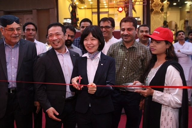 Canon in Pakistan, today announced its foray into the retail space with the launch of its exclusive brand retail store called Canon Image Square.