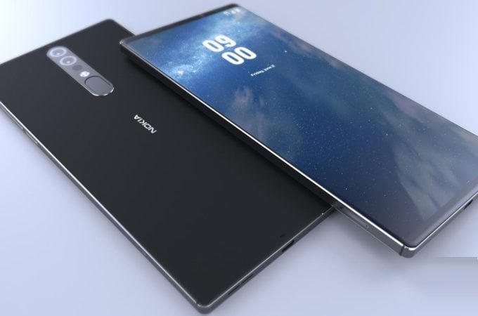 Let's start off with talking about the Nokia 8. The Nokia 8 will provide us with a Qualcomm Snapdragon 835 processor, which will indeed be the fastest