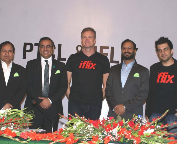 Pakistan Telecommunication Company Limited (PTCL), the country's leading ICT services provider, has announced its collaboration with iflix