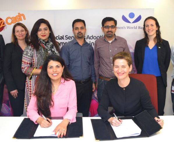 JazzCash, Pakistan's premier financial services provider and global nonprofit Women's World Banking today announced a partnership to promote women's financial inclusion