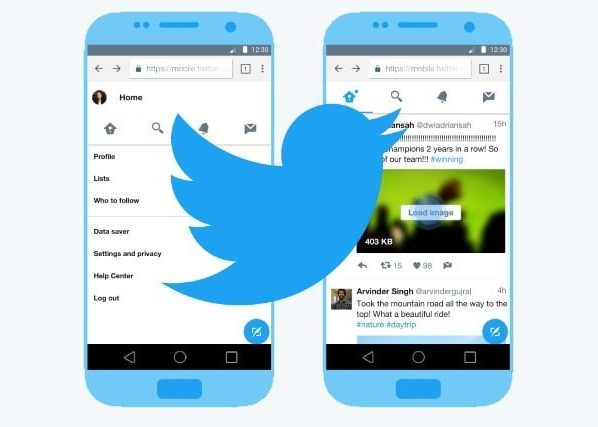 The app is called Twitter Lite. You might be familiar with the name 'Lite' as it has been associated with the likes of Facebook when it introduced
