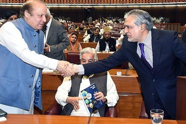 Ishaq Dar, Finance Minister of Pakistan, has presented the Budget in NA today. The minister started the budget speech with the short growth story of how the