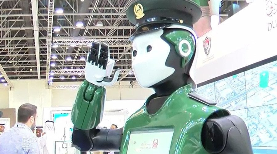 Dubai, United Arab Emirate state, known for luxurious hotels and apartments will add Robocop in its recognition. For the protection of citizens and the city