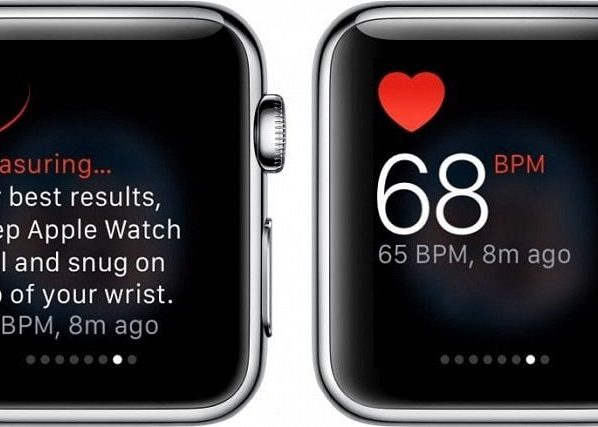 The Apple Watch is discovered to be 97 percent accurate in detecting the abnormal heart beat when paired with an AI-based algorithm.