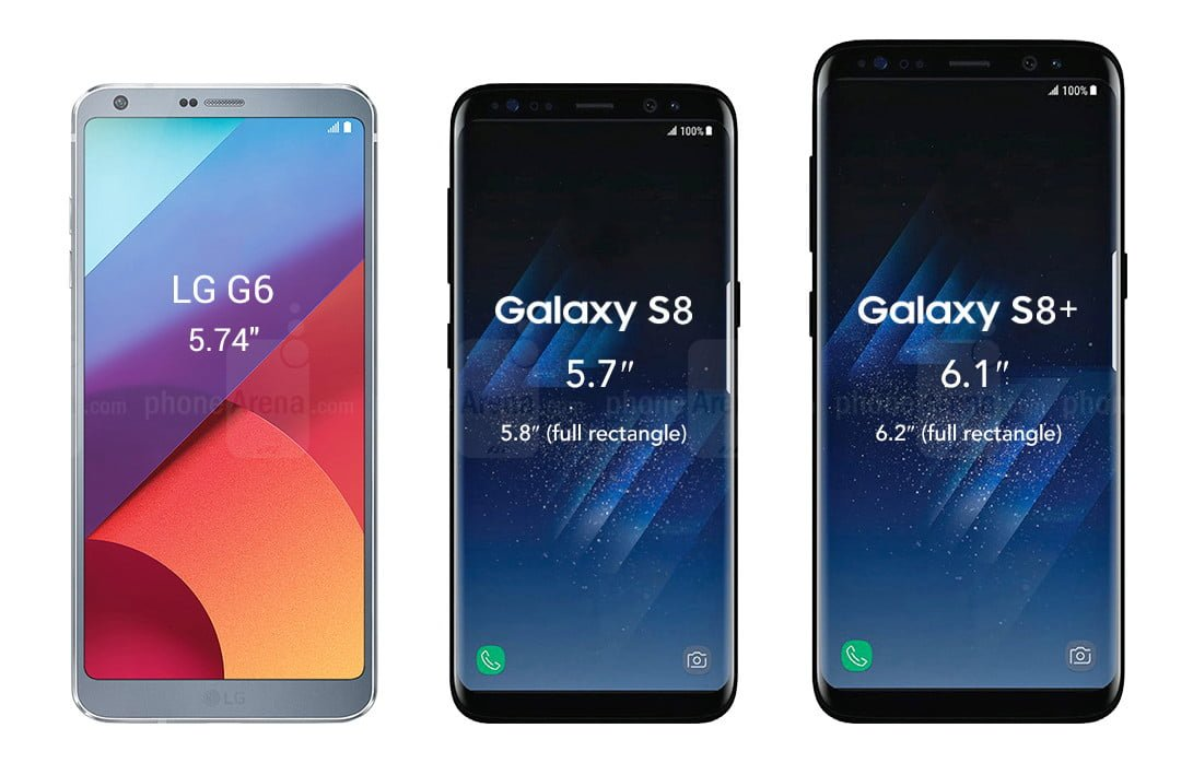 T-Mobile has launched a buy one get one free ( BOGO ) offer on Galaxy S8 and S8 plus and G6. Get a $500 rebate via email free for purchasing 2 LG G6
