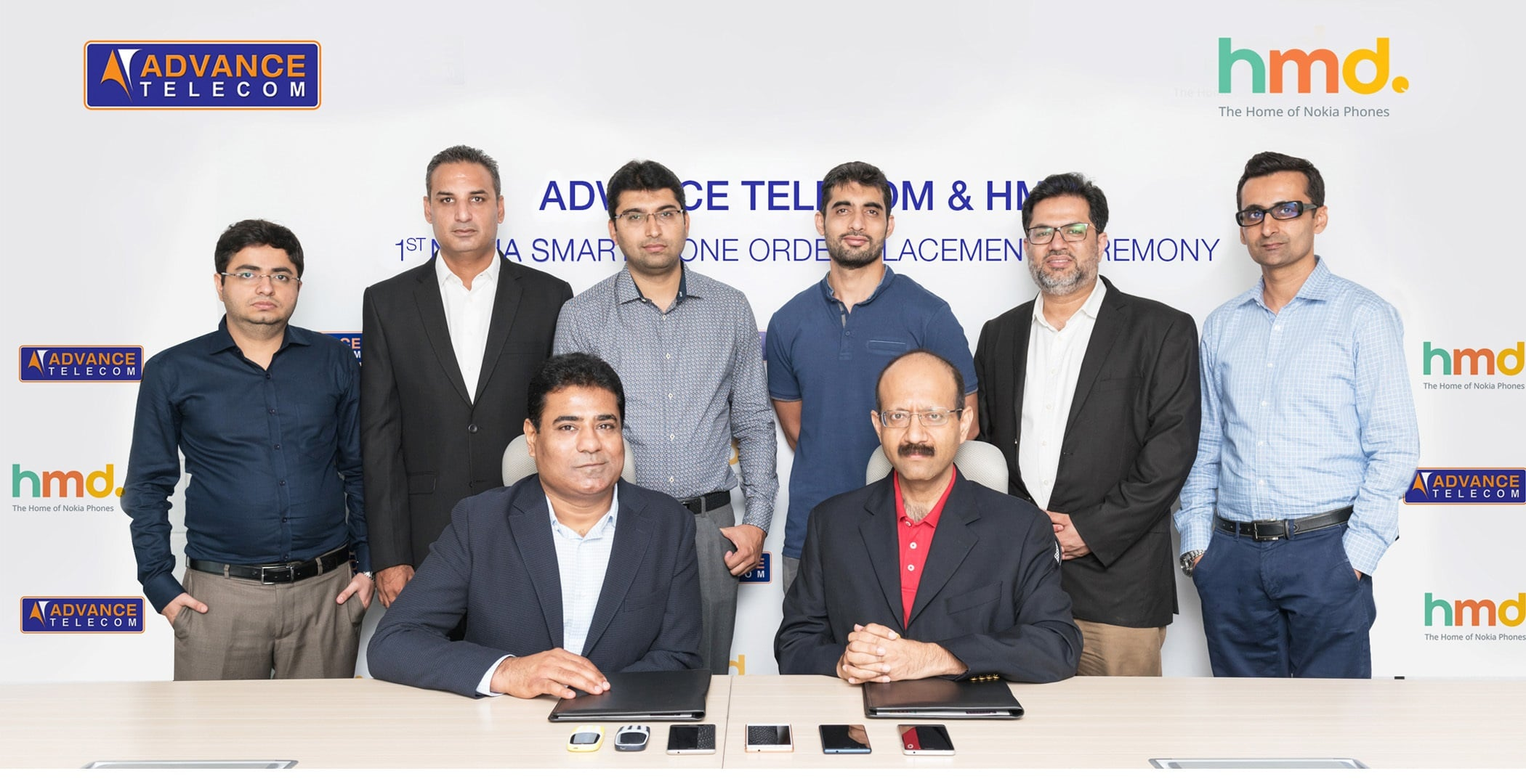 Advance Telecom recently announced that it will be launching Nokia Smart Phones in Pakistan as the official distribution partner of HMD Global-The Home