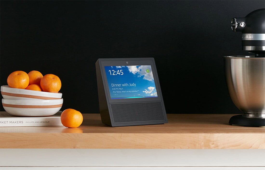 Amazon just revealed a brand new Echo gadget, a new Echo speaker on Tuesday. It's entitled the Echo Show, it costs $229.99, and the company says it will
