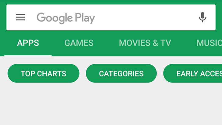 If things are disturbing you when using Google Now or the Google Play Store on your Android device, just be patient as lot many people like you are facing
