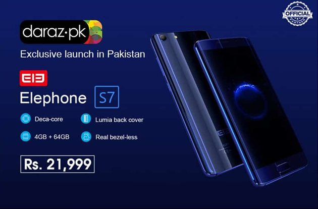 The Elephone S7's glare-resistant, an easy-on-the-eyes screen will offer users a best possible viewing experience day or night. In-cell screen emerges to be