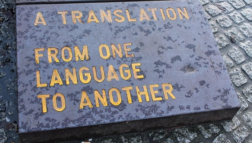 Understanding languages and the translation is a vital step towards appreciating an AI-powered potential. Facebook's new research using a language