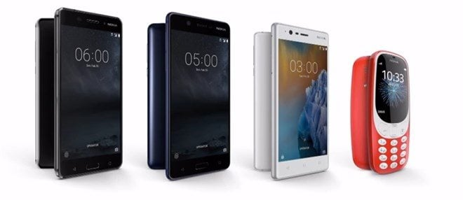 Nokia 3, 5, 6, and 3310 are upcoming Nokia devices and have been subject to much speculation and anticipation. Much of this anticipation by Clove