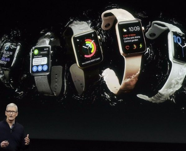 Good news for Apple and bad news for Fitbit. Apple overtook Fitbit and turn out to be the world's largest wearables retailer in Q1 2017, in the most recent