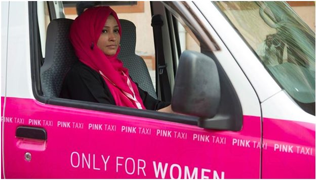 A new taxi service marketed to restrain sexual harassment faced by single women travelers is set to begin in Pakistan's commercial core, Karachi. Now female