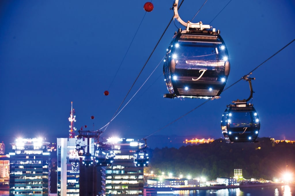 A new and innovative way of ropeway transportation is going to be launched in Lahore. According to reports, as usual, Lahore is the first priority of CM