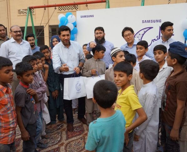 Samsung Electronics has always been at the forefront of social development and humanitarian gestures. Some of its notable initiatives include; Disaster