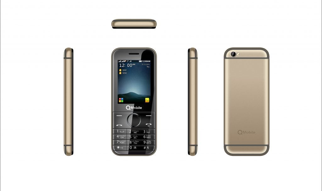 """QMobile has just launched ultra series sets as """"QMobile ECO 100"""" and """"QMobile Ultra 1"""" by tagline ultra slim, smooth and brilliant. They present Latest"""