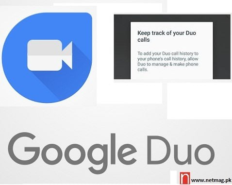 Video chats added to your regular call history by Google Duo
