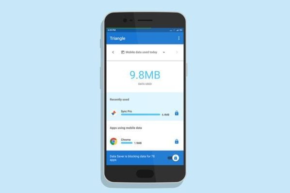 This mobile app may especially be useful when you are perhaps limited on data, and run an app which eats up data to a huge amount of extent.