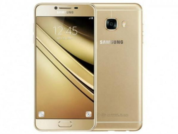 The upcoming samsung Galaxy C7 (2017) will be a dual camera smartphone