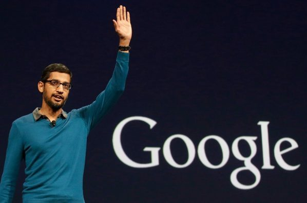 """Google CEO Cancels meeting on gender diversity as the issue went viral"" is locked Google CEO Cancels meeting on gender diversity as the issue went viral"
