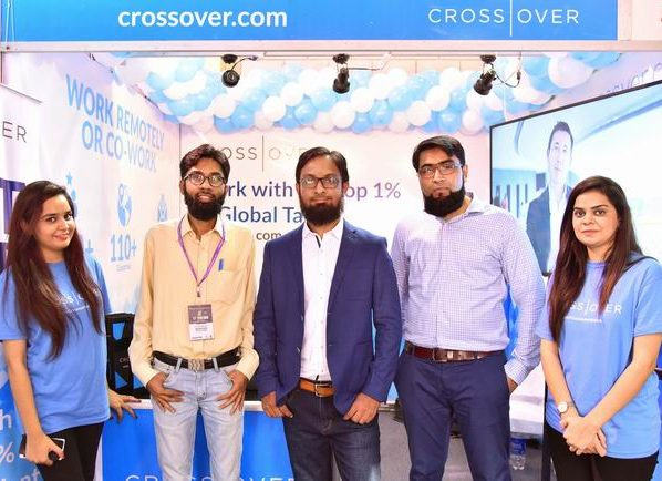 CROSSOVER Pakistan participates in the biggest IT event of the country, ITCN Asia 2017