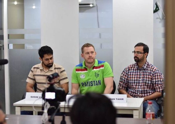 Dennis Does Pakistan a multi-purpose initiative that aims to bring international cricket back to Pakistan