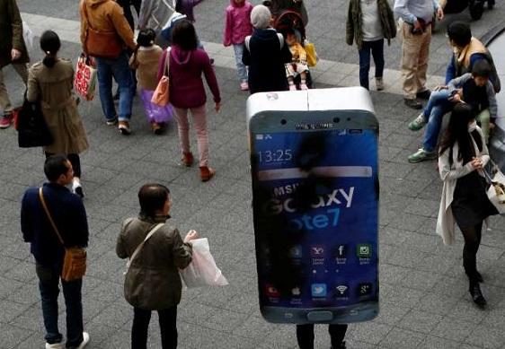 Reasons behind explosions of smartphone batteries