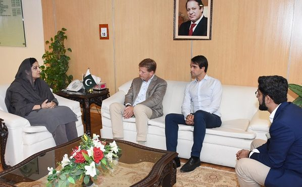 Germany and Austria are interested to investment in ICT sector of Pakistan