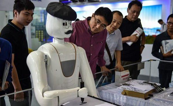 Robots would arrange better jobs for us