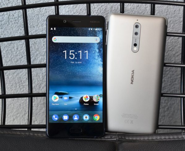 """HMD Global, the official license holder of Nokia is going launch its highest-specAndroiddevice to the date """" Nokia 8 """" in Pakistan"""