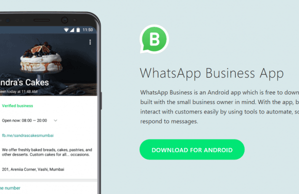 WhatsApp officially launches its Business app, letting companies chat with you
