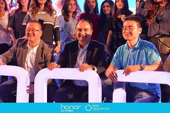 INOVI Technologies is the official distributor of Huawei in Pakistan for its Honor series