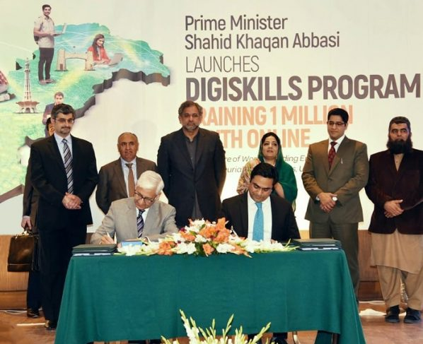 "Telenor collaborates with Ministry of IT on ""DigiSkills Training Project"""