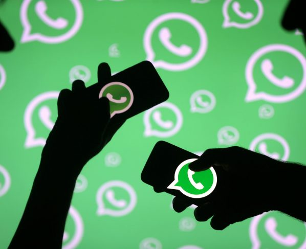 A new option being tested to allow users download all the data from WhatsApp