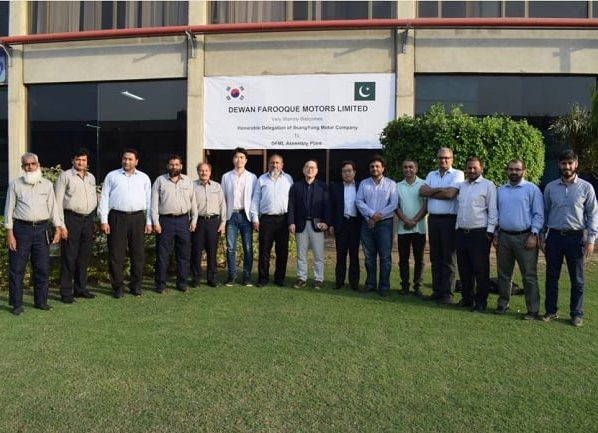 SsangYong Motors keen to introduce premium SUVs in Pakistan
