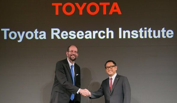 Toyota venture is investing more than $2.8 billion to develop automated driving software