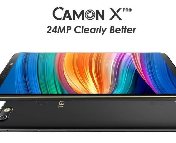 CAMON X PRO; A NEW WINDOW FOR STRIVING BRANDS