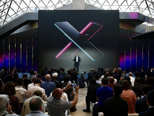 OPPO Launches its Flagship Phone the Find X and Expands into Europe