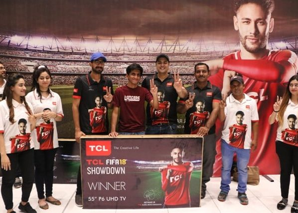 TCLHolds Biggest FIFA18 Showdown Event in Lahore