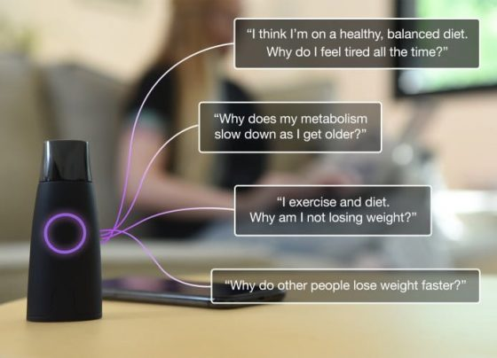 Lumen to help you lose weight by tracking your metabolism